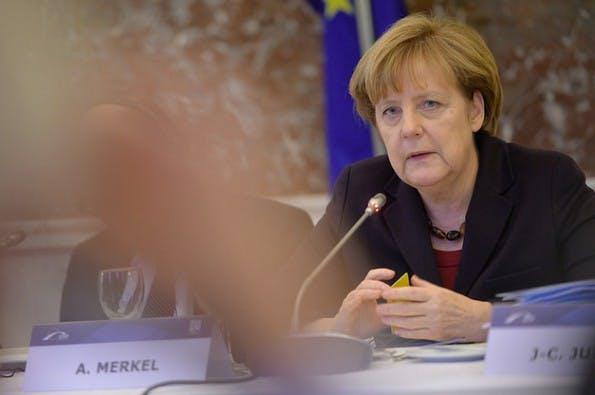 Nach Heiko Maas hat sich auch Angela Merkel an Facebook gerichtet. (Foto: Flickr-European People's Party / CC-BY 2.0)
