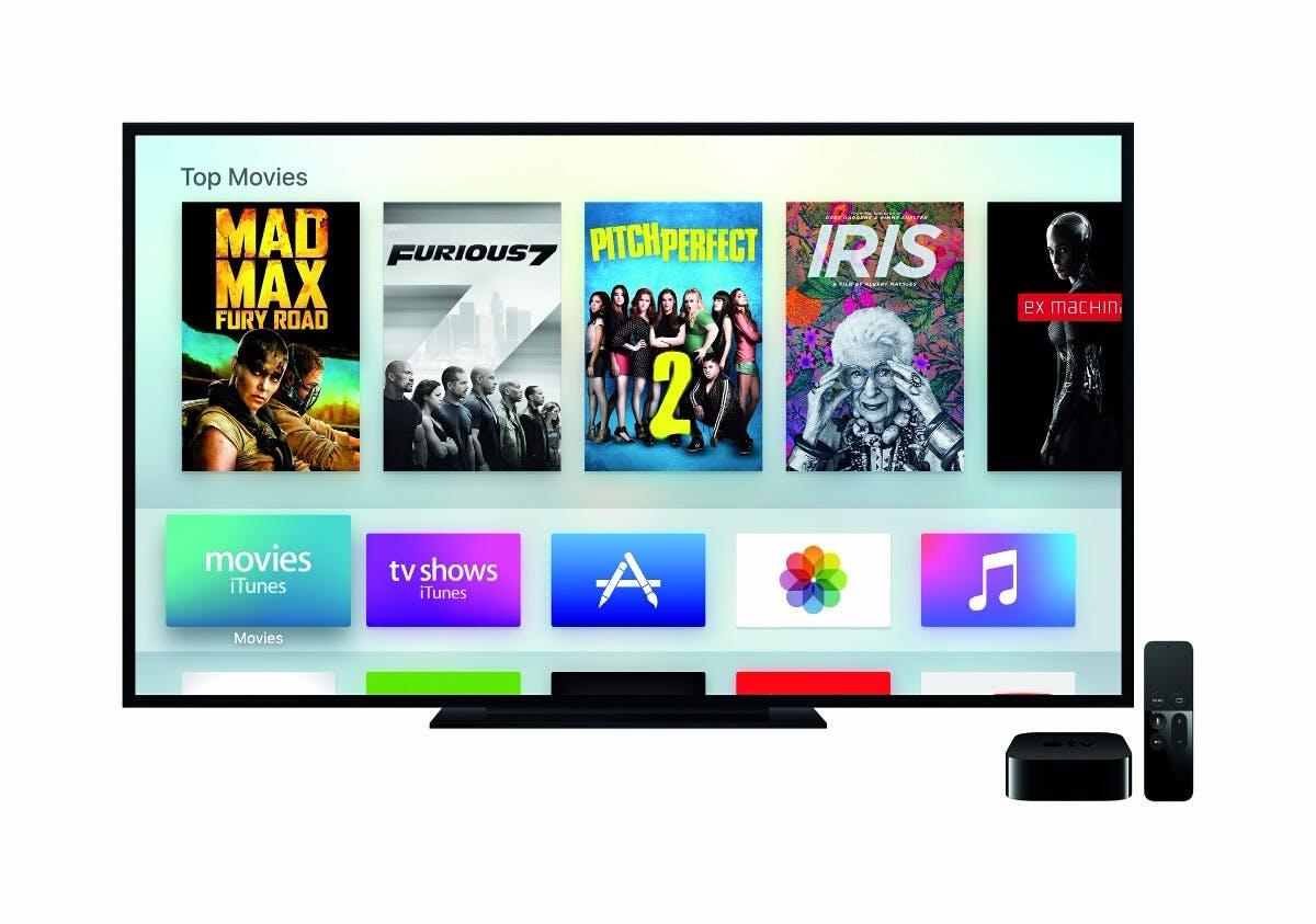 Apple setzt für seine TV-Box auf Amazons Knowhow