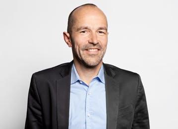Kann sich freuen: Arne Bremenfeld, Vorstand bei Meta Design (Foto: Meta Design)