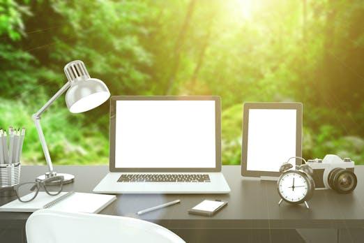 Mal wieder durchatmen: Tipps für mehr Luftqualität im Büro