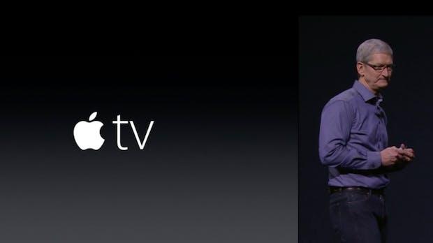 Apple TV mit 4K-Video und HDR kommt im September mit neuen iPhones
