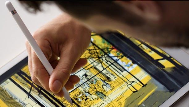 Apple Pencil und iPad Pro: Revolution im digitalen Design?