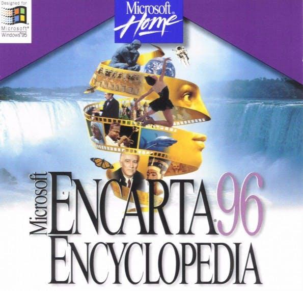 Encarta war das Wikipedia der 90er. (Screenshot: ed342.gse.stanford.edu)