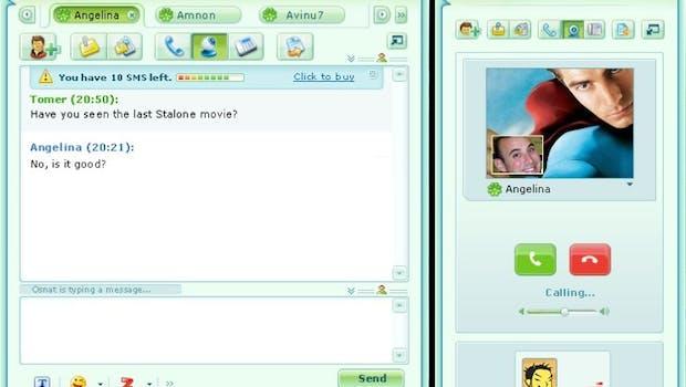 ICQ war die Chat-Zentrale der Jugend in Deutschland.  (Screenshot: ICQ)