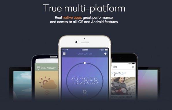 Mit fuse Cross-Plattform entwickeln.