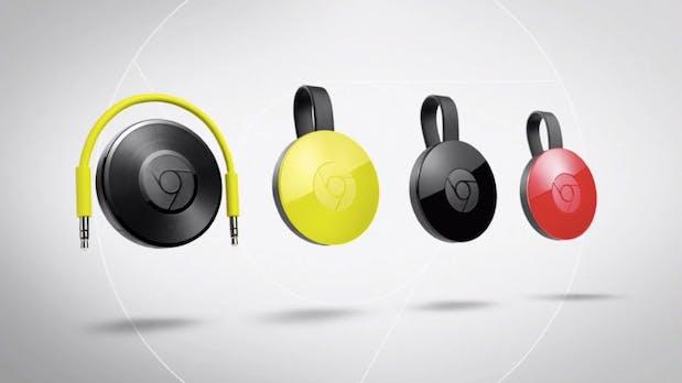 Chromecast und Chromecast Audio: Google stellt neue Streaming-Lösungen für Video und Audio vor