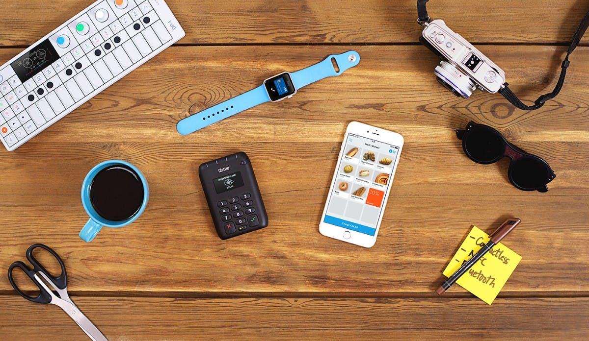 """Mobile Payment: iZettle stellt neuen Kartenleser """"Pro Contactless"""" vor"""