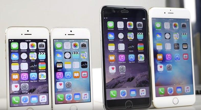 iOS-9-Geschwindigkeitsvergleich: So läuft das Update auf verschiedenen iPhone-Modellen