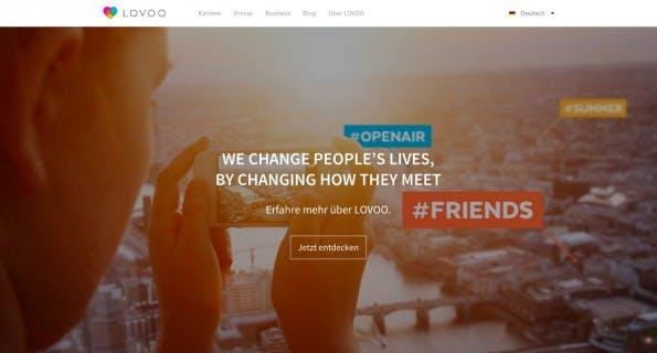 Start einer Matchmaking-Website