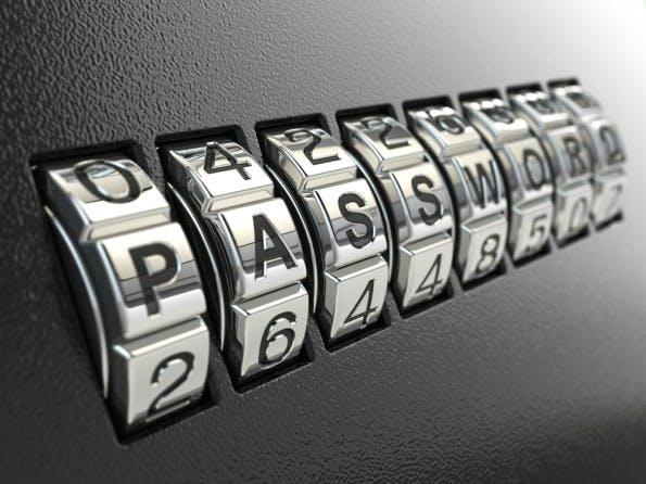 Manuel Blum: Nach der Methode des Turing-Award-Preisträgers müsstet ihr euch nie wieder ein Passwort merken. (Grafik: Shutterstock)