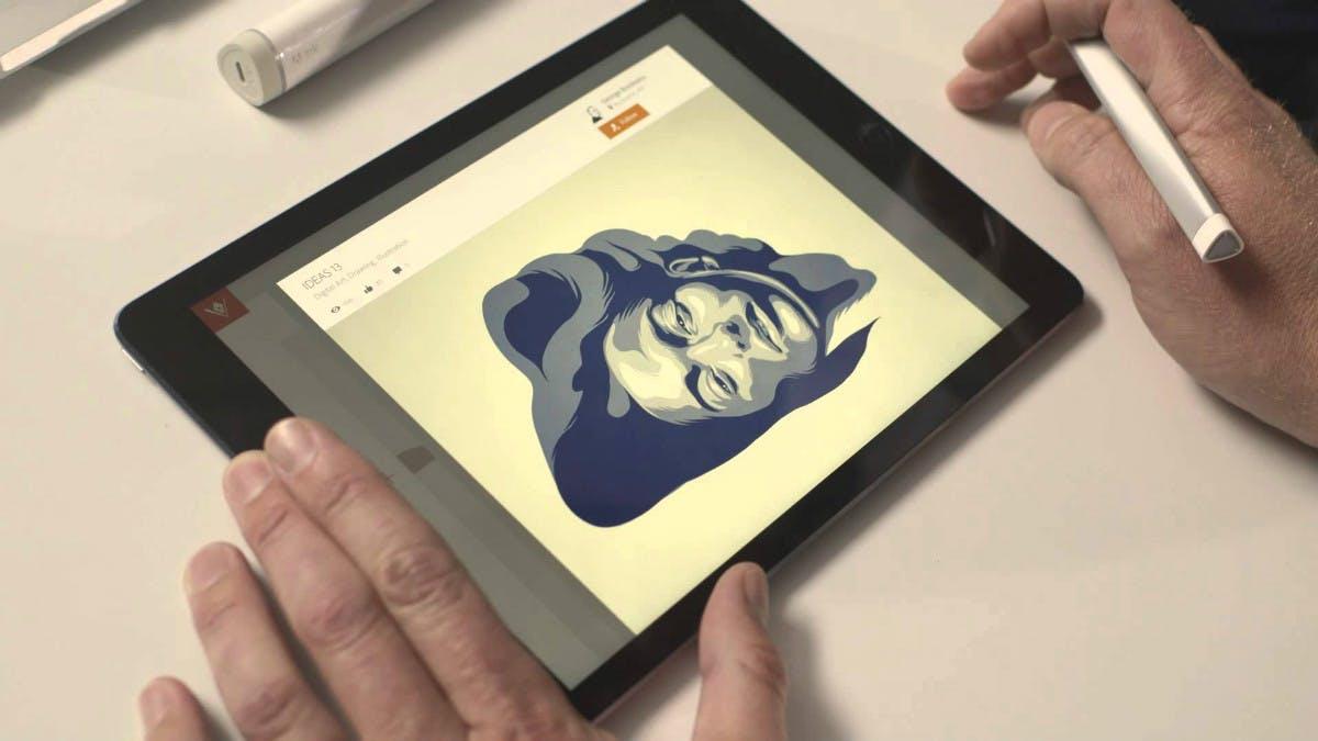 Zeichnen auf dem iPad: Die besten Apps fürs mobile Grafikdesign