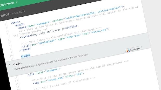 Webbasierter HTML-Editor für Anfänger: Das kann Mozillas Thimble