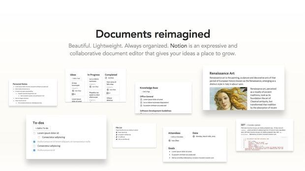 Texte strukturieren einfach gemacht: Text-Editor Notion im Kurztest [Screencast]