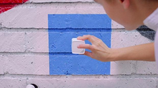 Immer und überall Farbpaletten erstellen: Dieses Gadget macht's möglich