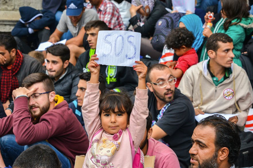 Wie die Flüchtlingskrise das digitale Deutschland aktiviert [Kolumne]