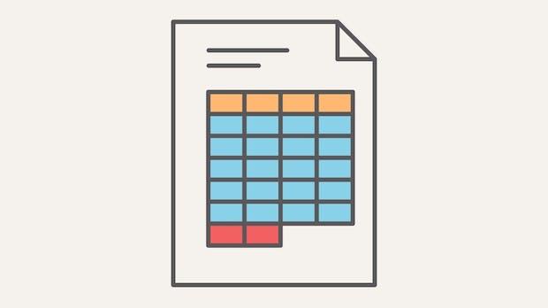 REST-API mit Google-Spreadsheet erstellen: Mit Sheetsu in