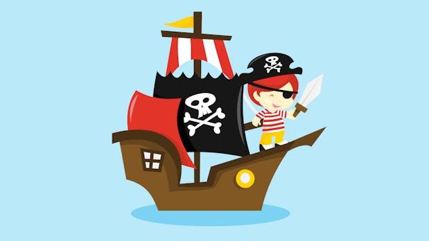 Wäre Jack Sparrow ein Gründer, er würde sie lieben: Das steckt hinter den simplen Startup Metrics for Pirates