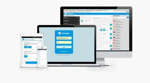 Neuer Büro-Messenger Teamchat verbessert Workflows und Kommunikation in großen Projektgruppen