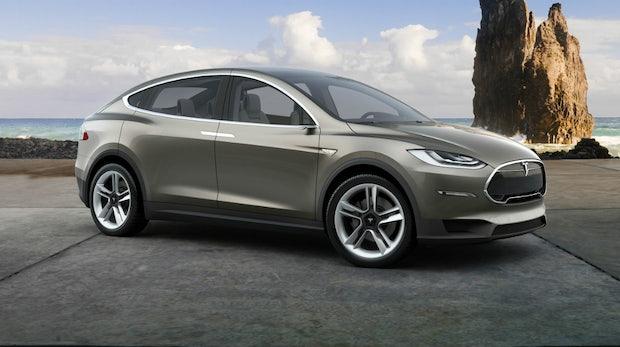 Von 0 auf 100 in 3,8 Sekunden: Tesla stellt mit Model X ein neues Smartphone auf Rädern vor [UPDATE]