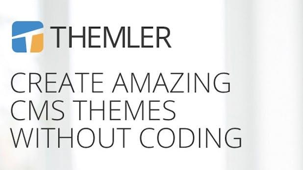 Themes für dein CMS per WYSIWYG-Editor: Themler macht's möglich