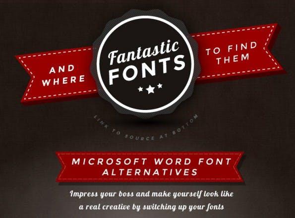 Alternativen zu Microsofts langweiligem Angebot kann man immer brauchen. (Ausschnitt: Plato Web Design)
