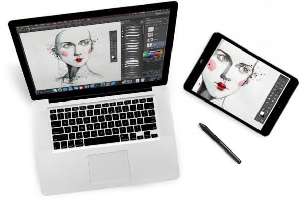Von zwei ehemaligen Apple-Entwicklern stammt die Zeichen-App AstroPad. (Foto: AstroPad)