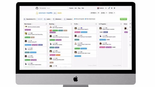 ZenHub: Projektmanagement direkt in GitHub
