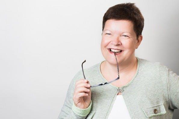 Dr. Kathrin Kunkel-Razum von der Duden-Sprachberatung. (Foto: Duden)