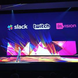 Creative Cloud hat sich populären Diensten wie zum Beispiel Slack, Invision und Twitch geöffnet. (Foto: t3n)