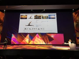 Die Direktanbindung an den hauseigenen Bilderdienst Adobe Stock soll Zeit sparen. (Foto: t3n)