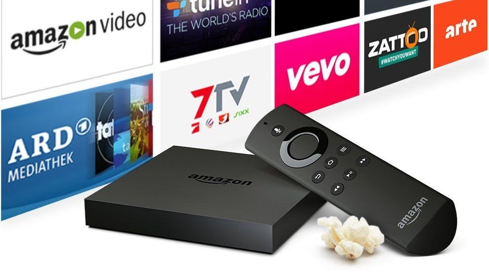 Amazons Fire TV erlaubt das Erstellen umfangreicher Nutzerprofile