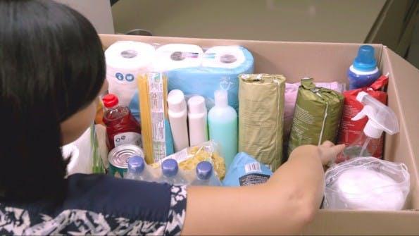 Amazon Pantry liefert Haushaltsvorräte. (Screenshot: Amazon.de)