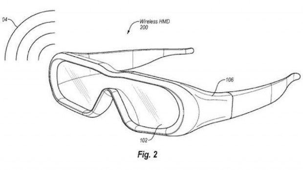 Tablet auf der Nase? Amazon-Patent zu smarter Brille aufgetaucht