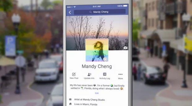 Wie cool ist das denn? Facebook testet temporäre und animierte Profilbilder