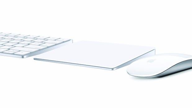 efcdbdc6c8e Lohnt der Umstieg auf die Magic Mouse 2? Das können Apples neue  Eingabegeräte