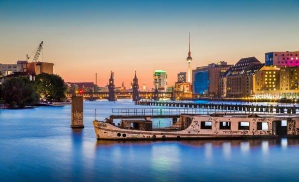Berlin überzeugt mit geringen Lebenshaltungskosten, schwächelt aber bei der digitalen Infrastruktur. (Foto: Shutterstock)