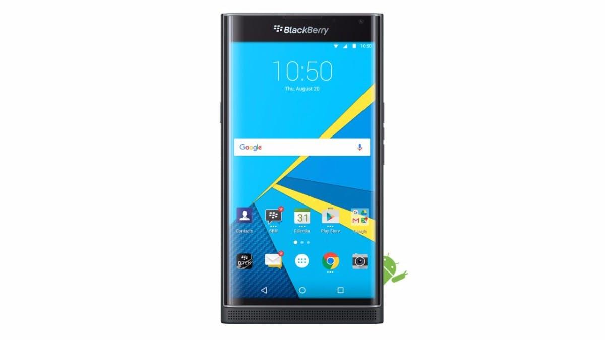 Blackberry hat seinem eigenen OS den Rücken zugekehrt – und hofft auf Android. (Bild: Blackberry)