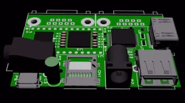 Ein Kickstarter-Projekt will den kleinsten C64-Emulator der Welt entwickeln. (Srceenshot: Kickstarter)