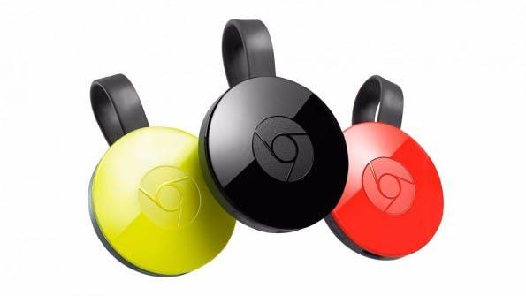 Google: Chromecast-Updates könnt ihr auf Wunsch auch früher bekommen. (Bild: Google)