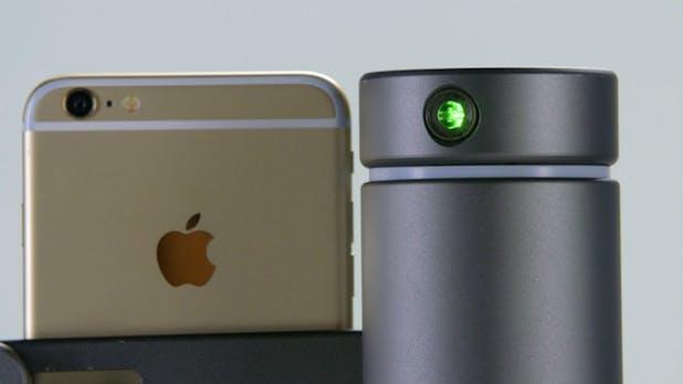 Eora: Dieses Gadget verwandelt euer Smartphone in einen bezahlbaren 3D-Scanner
