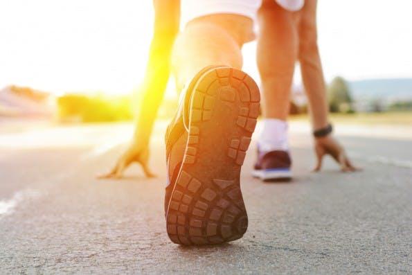Das eigene Startup ist ein Marathon, kein Kurzstreckenlauf – erfolgreiche Gründer sind entsprechend ausdauernd. (Foto: Shutterstock.com)