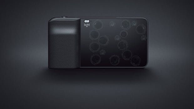 Eine Kamera, 16 Linsen: Teures Gadget oder nächste Digi-Cam-Generation?