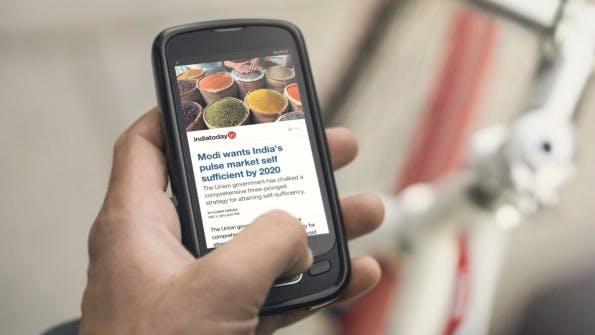 Facebook Instant Articles jetzt auch für Android. (Bild: Facebook)