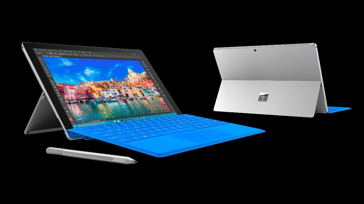 Mit 4K-Display und USB-C: Neues Surface Pro 5 im Mai erwartet