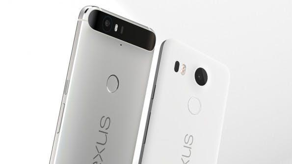 Neue Android-Sicherheitslücken: Patches für Nexus-Geräte sollen im November kommen. (Bild: Google)