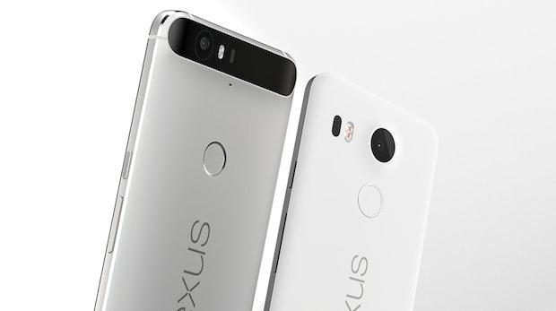 Nexus 6P & 5X: Das sagt die US-Presse zu den neuen Google-Phones – 5X ab sofort erhältlich [Update]