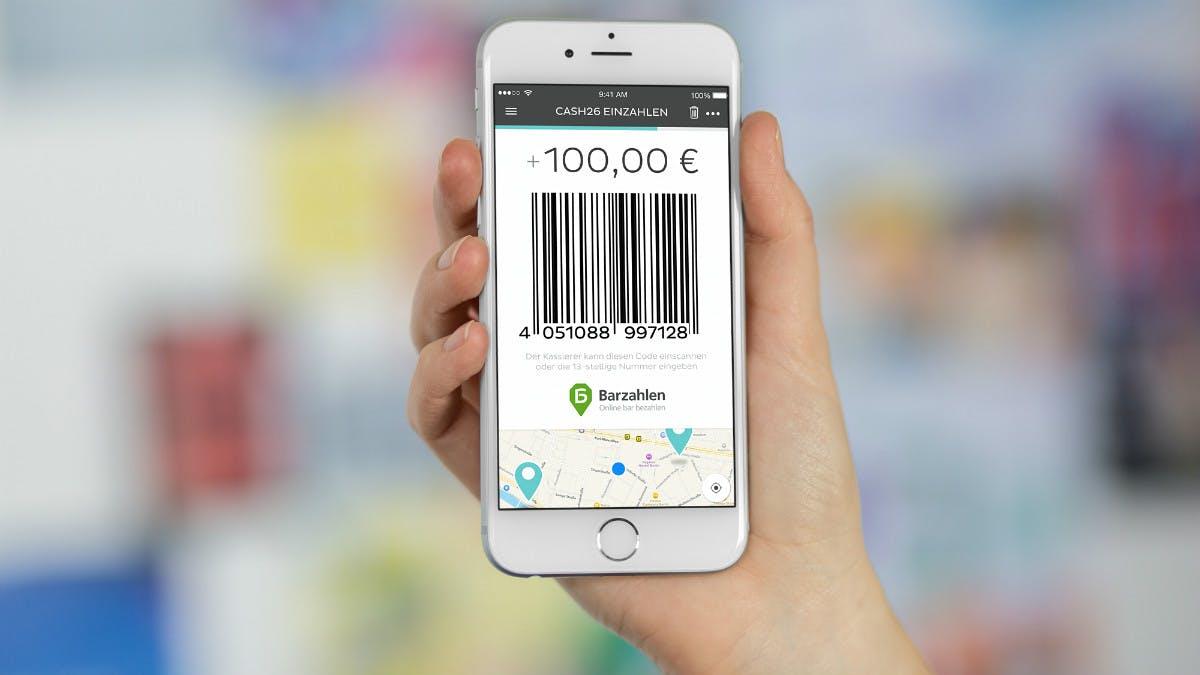 Einzelhandel statt Bankfiliale: Number26 macht über 3.000 Ladengeschäfte zu Geldautomaten