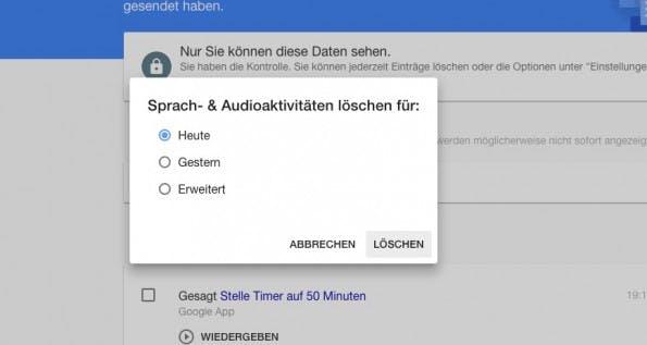 ok-google-audioaktivitaeten-loeschen
