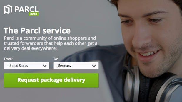 Nie mehr US-Only: Parcl liefert dir Produkte, die sonst nicht in dein Land verschickt werden