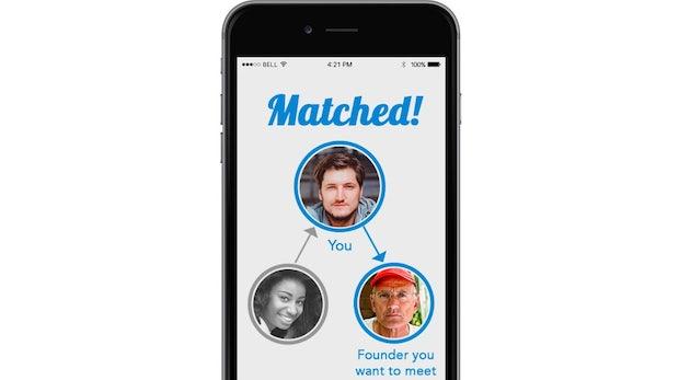 Networking nach dem Tinder-Prinzip: So bringt PIF Unternehmer zusammen